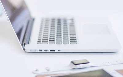 Online met elkaar in gesprek